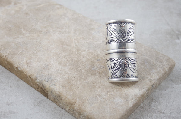 Belize Silver Ring