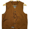 Tan Game Vest - Concept Racer