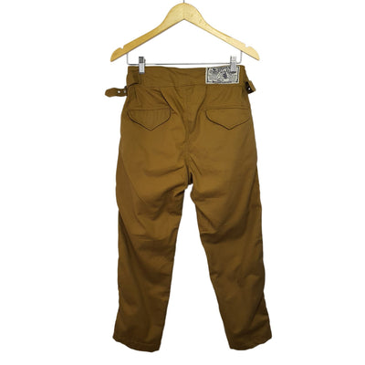 Gurkha tan Pants