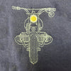 Navy Motorcycle Sweatshirt