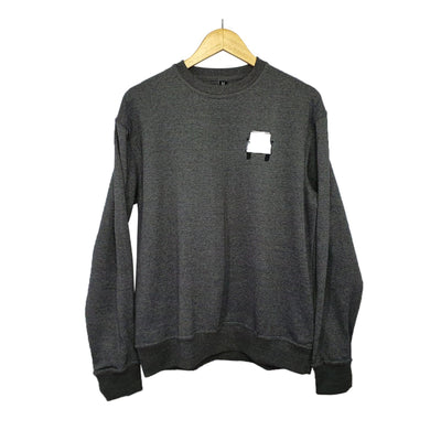 Charcoal Land Rover Sweatshirt