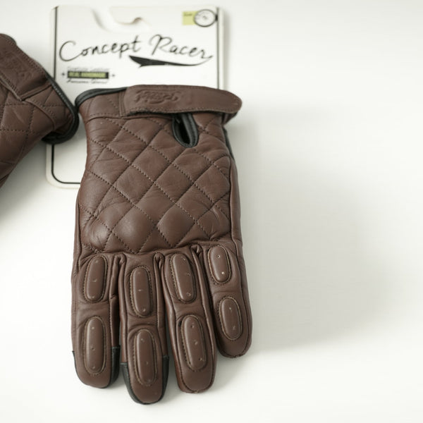 Guantes contra agua y transpirables Cafes/ Gloves (Waterproof/Breathable) Brown