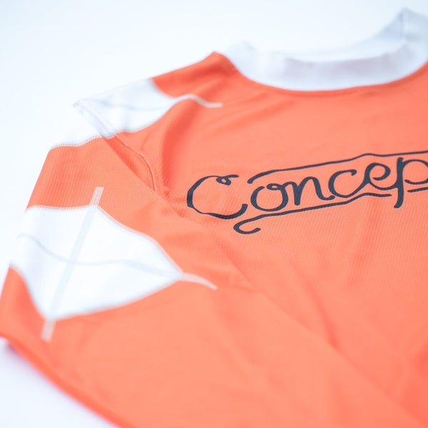 Jersey Retro Naranja / Orange