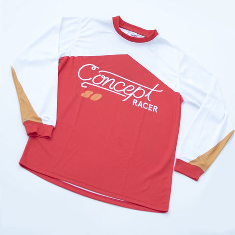 Retro Jersey Rojo / Red