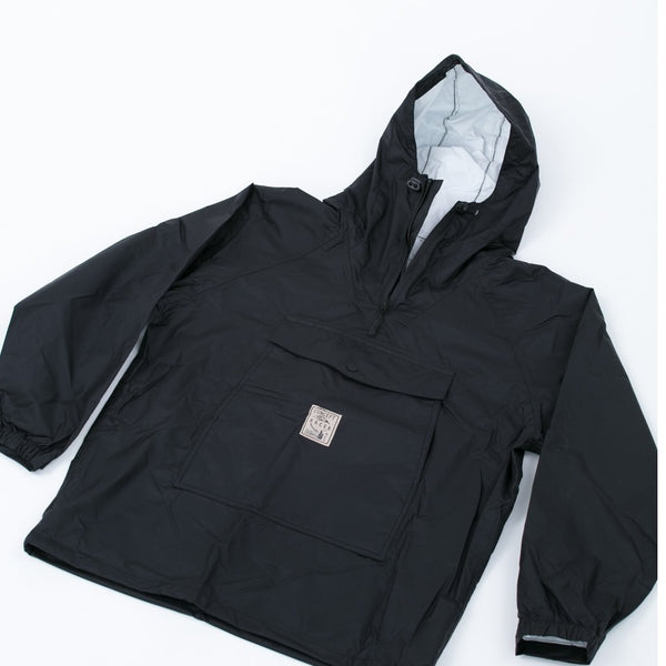 Tenzing Waterproof-Breathable Jacket Black - Concept Racer