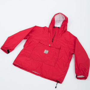 Tenzing Waterproof-Breathable Jacket Red