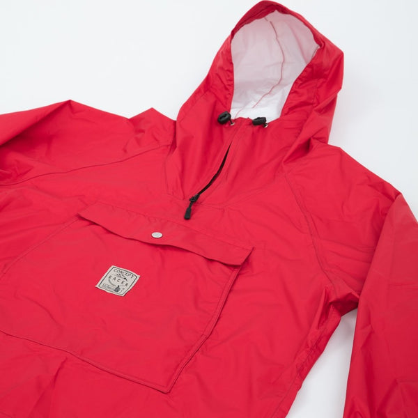 Tenzing Waterproof-Breathable Jacket Red - Concept Racer