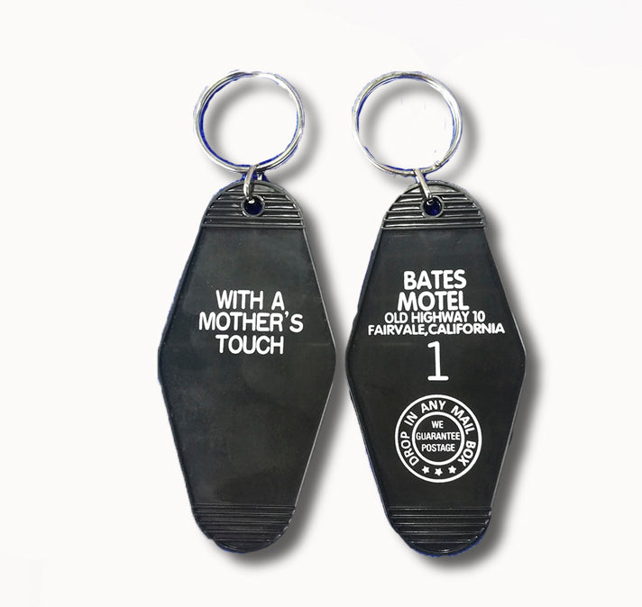 Motel keychain bates - Concept Racer