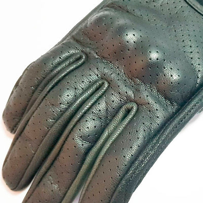 Black Summer Gloves