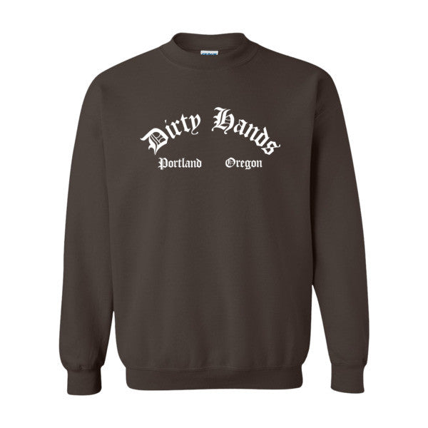 Dirty Hands Sweatshirt