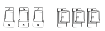 Aluminum Bracket Kits
