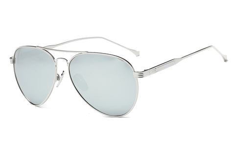 Monarc Sky Masters X Air Force Silver - Monarc Sunglasses
