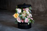 Chinese Valentine Flower Bucket
