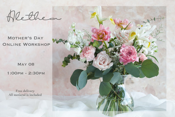 Mother's Day Online Workshop