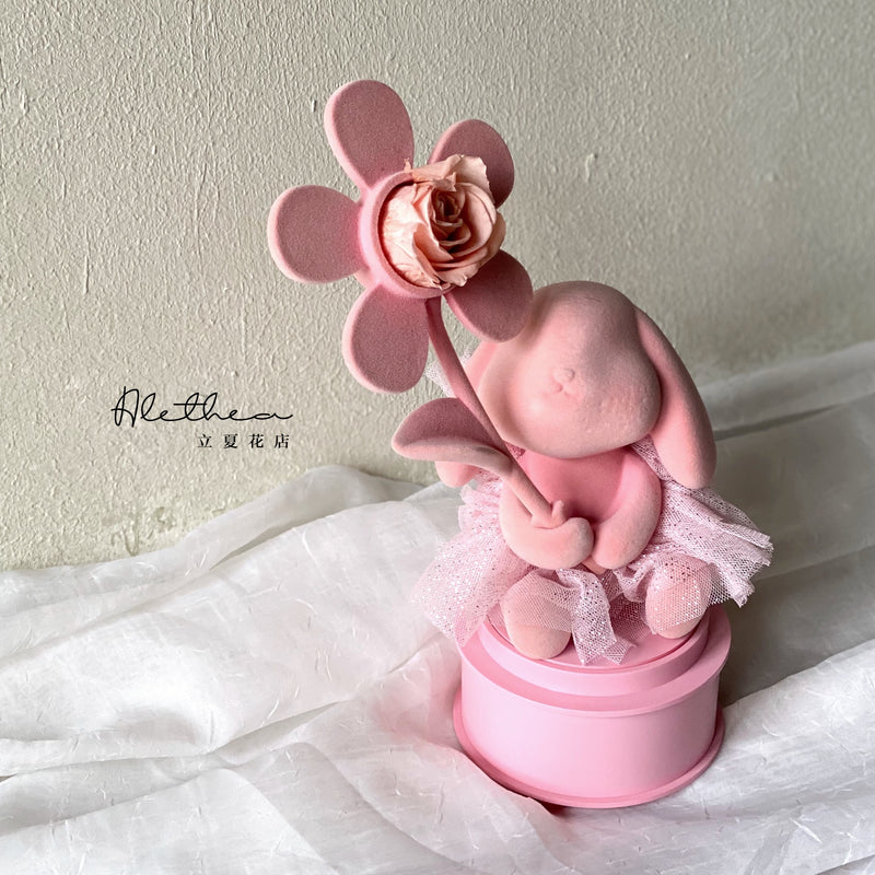 Sunny Bunny - Preserved Flower