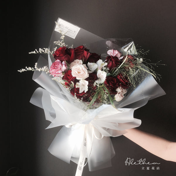 Alethea Urban Bouquet - Valentine's Day 2021