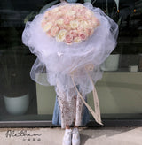 Alethea Loving Chiffon Bouquet