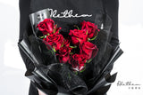 Valentine Urban Bouquet - Paris Red