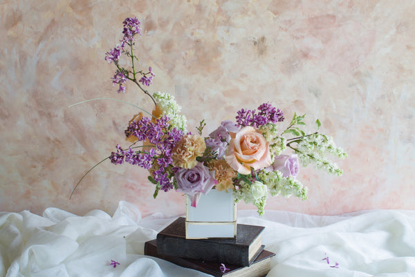 Alethea Lilac Arrangement Online Workshop