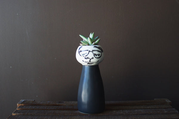 Haagai in Little Gents Planter