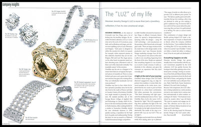 The LUZ of my life by World One Magazine
