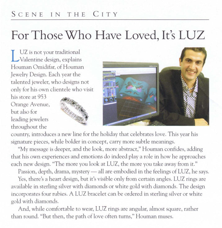 For Those Who Have Loved, It's LUZ