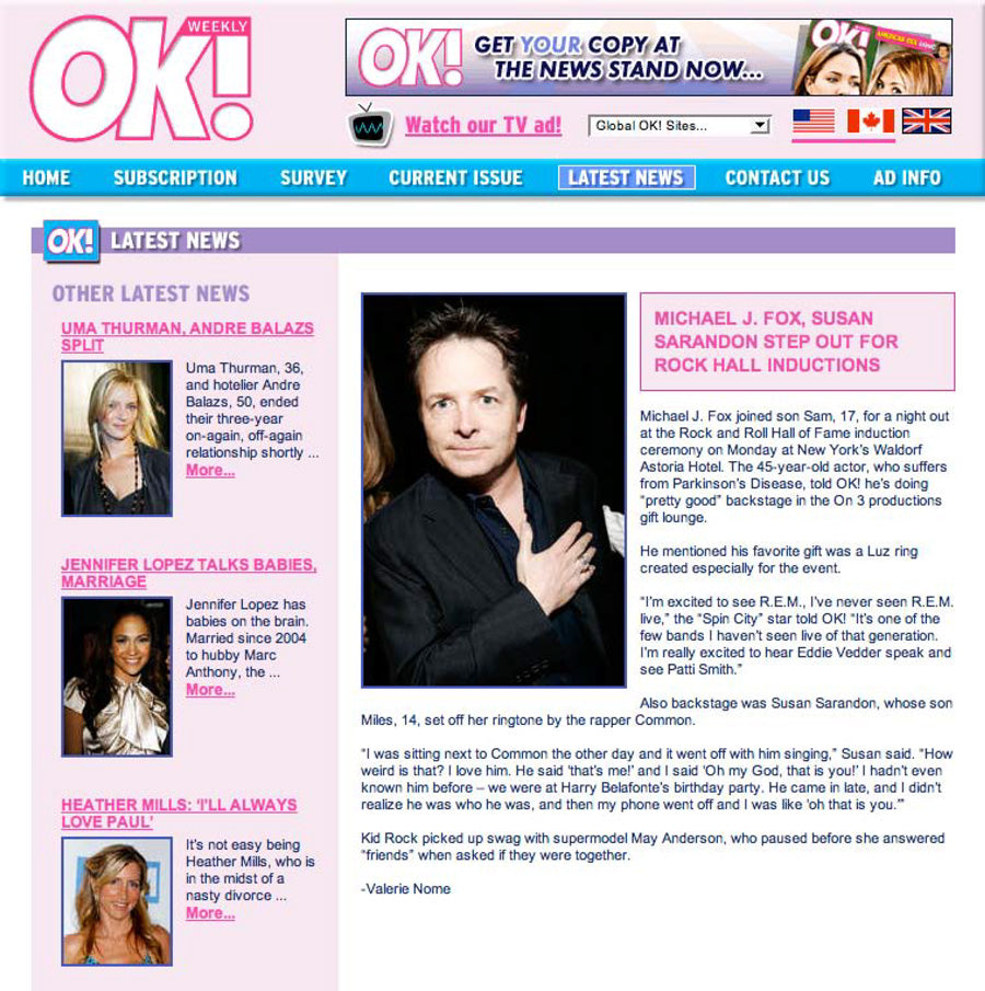 LUZ at Rock and Roll Hall of Fame by Ok Weekly Magazine