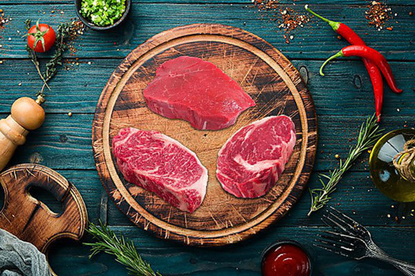 Choice Steak Lovers Bundle USDA (for human consumption)