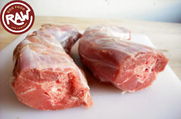 "Turkey Necks 4"" Ends (Free Range - Antibiotic-Free)"