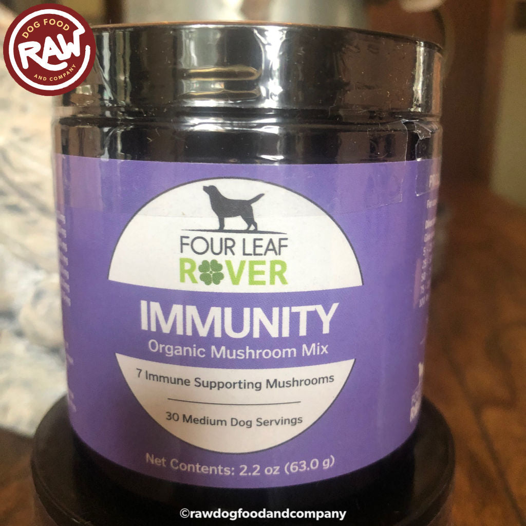 Immunity - Organic Mushroom Mix with Turkey Tail
