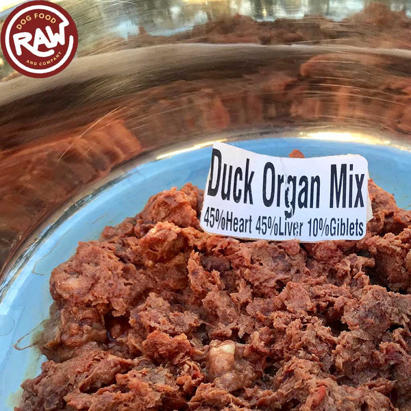 Duck Organ Mix