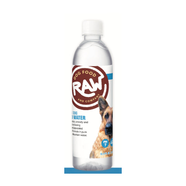 Raw Dog Bottled Water