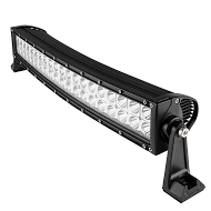 Double Row Curved Light Bar - Petersen Parts