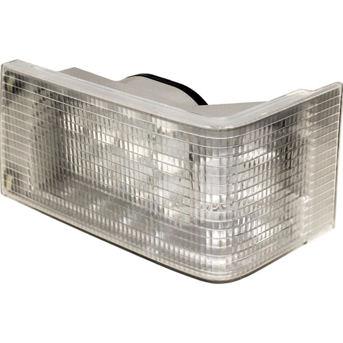 Case IH 71-89 Series Magnum LED Left-Hand Wraparound Hood Light - Hi/Lo - Petersen Parts