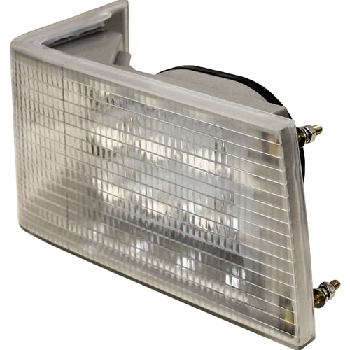 Case IH 71-89 Series Magnum LED Right-Hand Wraparound Hood Light - Hi/Lo - Petersen Parts