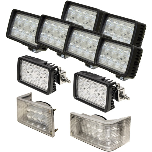 Complete Case IH 71-89 Series Magnum LED Light Kit - Petersen Parts