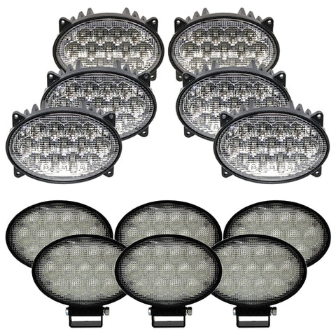 Complete Case IH 5088-9230 Combine LED Light Kit - Petersen Parts