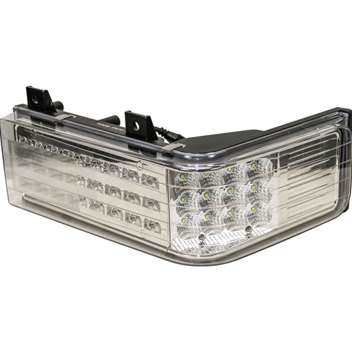 Ford-New Holland 70 Genesis Series LED Left-Hand Wraparound Hood Light - Hi/Lo - Petersen Parts
