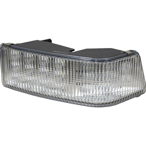 Case IH CX-JX-MX-STX Series LED Left-Hand Wraparound Hood Light - Petersen Parts