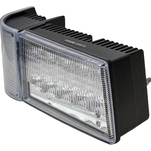 Case IH MX Series Maxxum LED Right-Hand Wraparound Hood Light - Petersen Parts