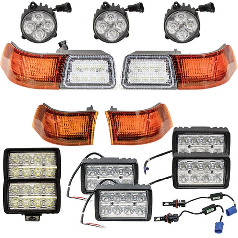 Complete Case IH Magnum-MX Series LED Light Kit - Petersen Parts