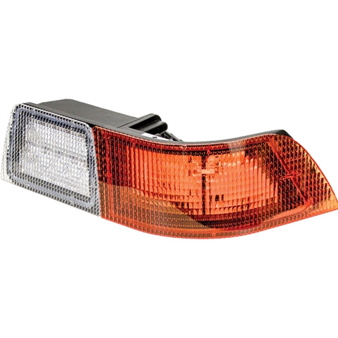 Case IH JX-Magnum-MX-MXM LED Left-Hand Amber Front Cab Light - Petersen Parts