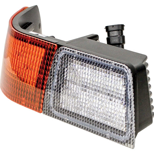 Case IH JX-Magnum-MX-MXM LED Right-Hand Amber Front Cab Light - Petersen Parts