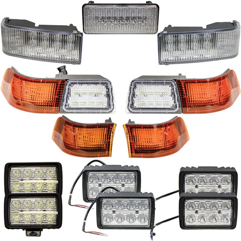 Complete Case IH MX Series Magnum LED Light Kit - MX180-MX285 - Petersen Parts