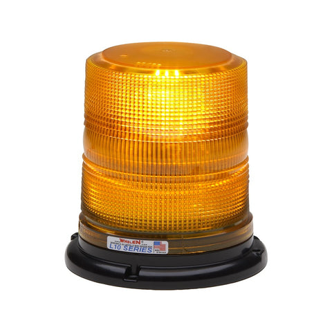 L10 Super LED Beacon Light - Amber MADE IN USA - Petersen Parts