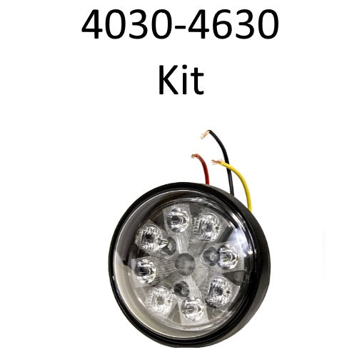 John Deere 4030-4630 kit (optional hood lights) - Petersen Parts