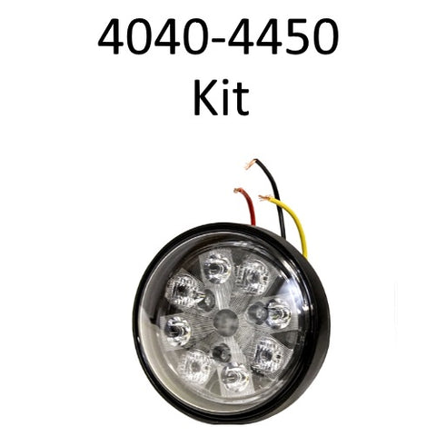John Deere 4040 - 4450 kit (optional hood lights) - Petersen Parts