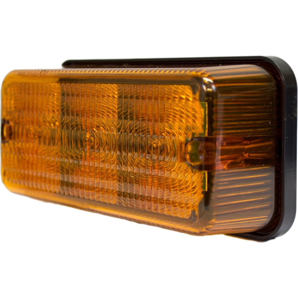Case IH/IH/NH/Versatile LED Flashing Amber Cab Light - Petersen Parts