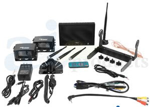 CabCAM Video System, Wireless - Petersen Parts