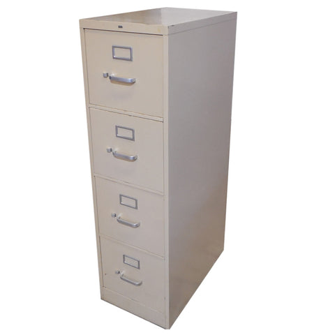 WOM-4 Drawer Filing Cabinet